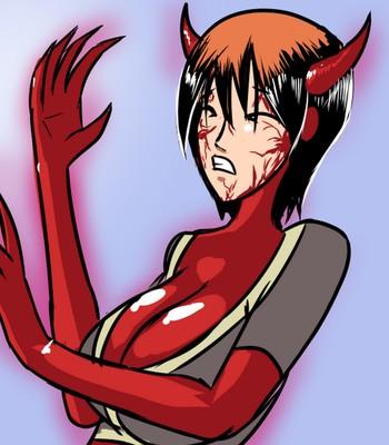 Succubus Piece comic porn sex 006