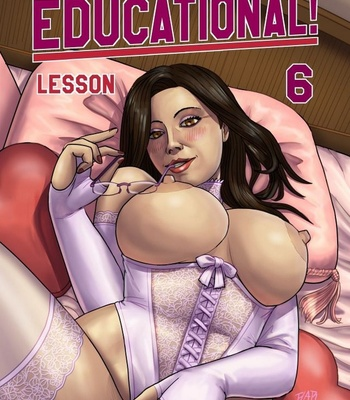 Porn Comics - It's Educational – Lesson 6