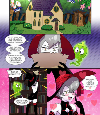 Witching Hour comic porn sex 002