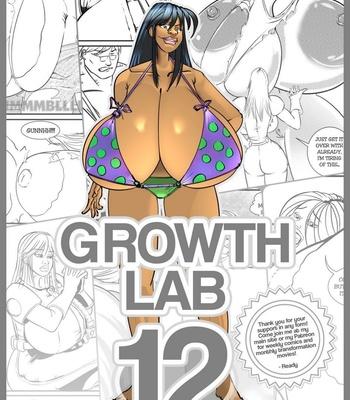 Porn Comics - Growth Lab 12 (Remastered)