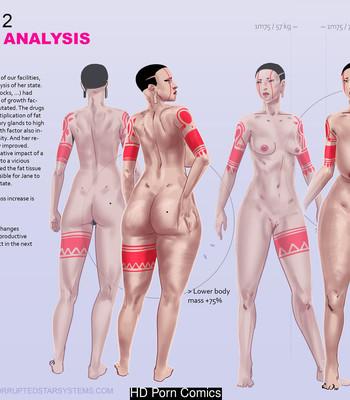Subject 2 – Helena comic porn sex 005