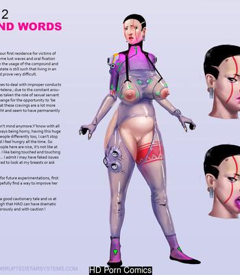 Subject 2 – Helena comic porn sex 008