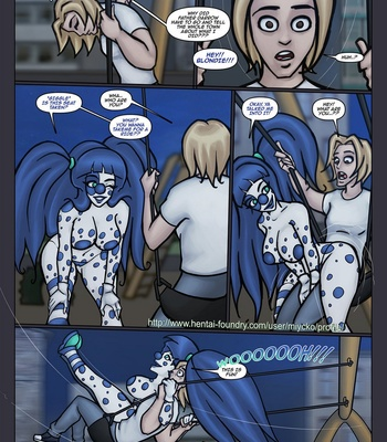 The Clowning Touch comic porn sex 003