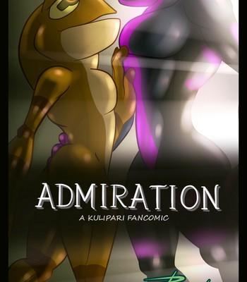 Porn Comics - Admiration