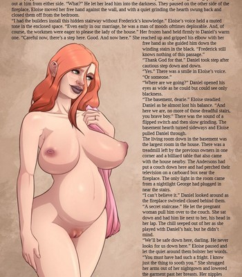 The Haunting Of Palmer Mansion 3 comic porn sex 007