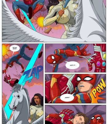Avengers Halftime comic porn sex 002