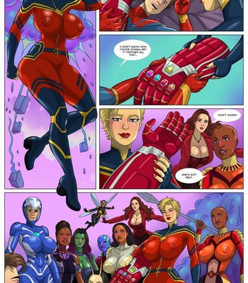 Avengers Halftime comic porn sex 003