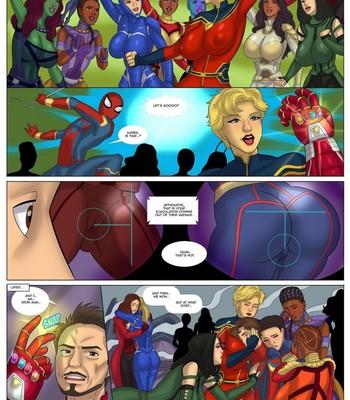 Avengers Halftime comic porn sex 017