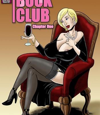 Porn Comics - The Book Club 1