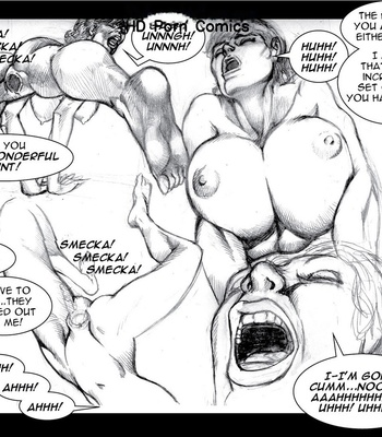 Invisible Sex Maniac – Pool Poon comic porn sex 009