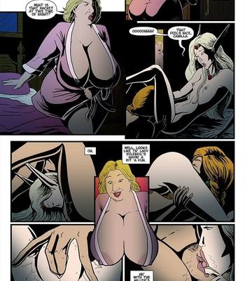 Lost Fortunes – Mercenaries 3 comic porn sex 002