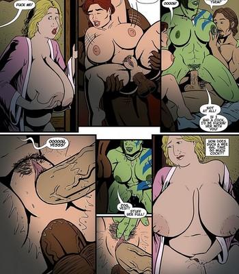Lost Fortunes – Mercenaries 3 comic porn sex 003