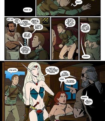Lost Fortunes – Mercenaries 3 comic porn sex 007