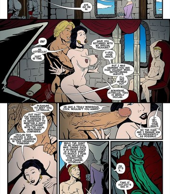 Lost Fortunes – Mercenaries 3 comic porn sex 010