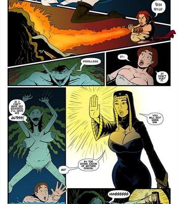 Lost Fortunes – Mercenaries 3 comic porn sex 019