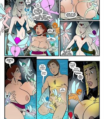 Lost Fortunes – Mercenaries 3 comic porn sex 021
