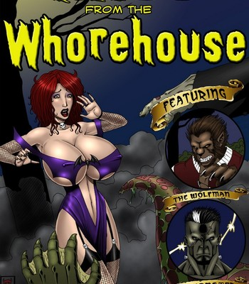 Porn Comics - Tales From The Whorehouse 1 Sex Comic
