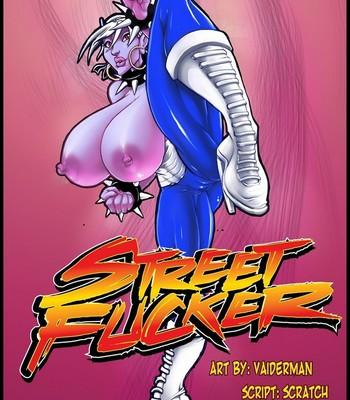 Porn Comics - Street Fucker Sex Comic