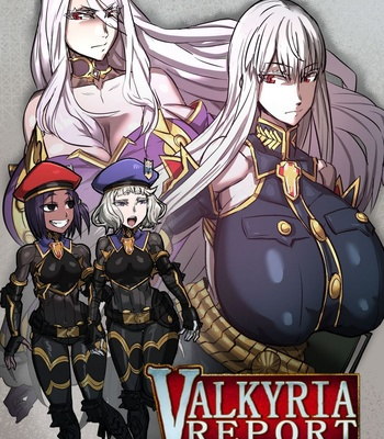 Porn Comics - Valkyria Report – Futanari Chronicles