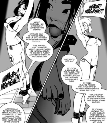 The Fetish Palace 8 – The Auction Room comic porn sex 011