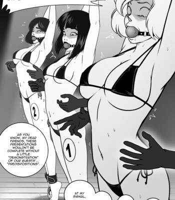 The Fetish Palace 8 – The Auction Room comic porn sex 012