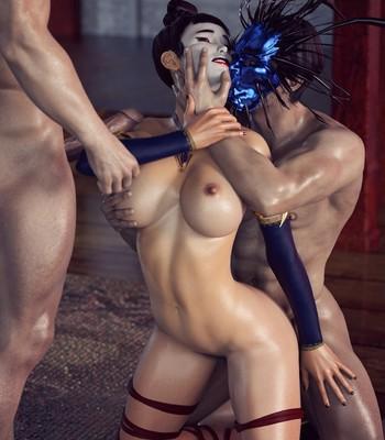 Tales Of Pleasure Desire Dojo 2 comic porn sex 007