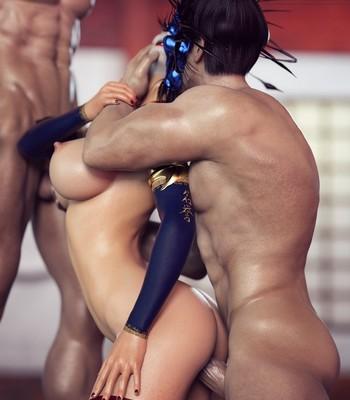 Tales Of Pleasure Desire Dojo 2 comic porn sex 008