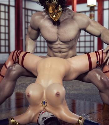 Tales Of Pleasure Desire Dojo 2 comic porn sex 024
