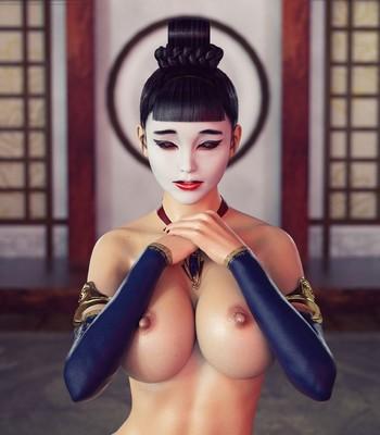 Tales Of Pleasure Desire Dojo 2 comic porn sex 034