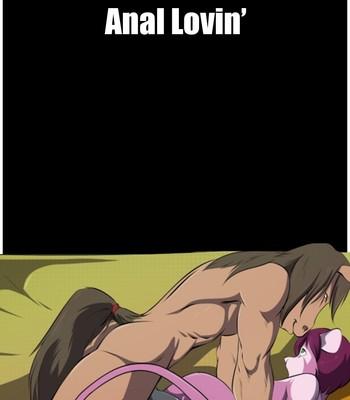 Porn Comics - Trevor And Shayla Anal Lovin Sex Comic