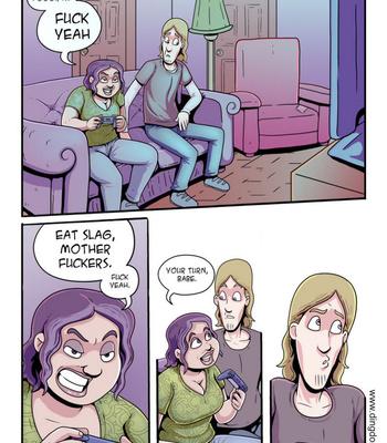 Quickies 2 comic porn sex 002