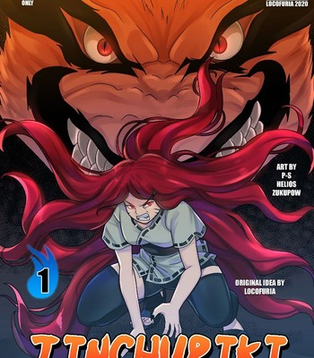 Porn Comics - Jinchuriki Kushina 1