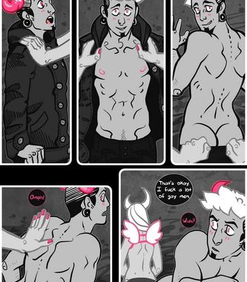 Gomorrah 1 – Chapter 6 Sex Comic sex 006