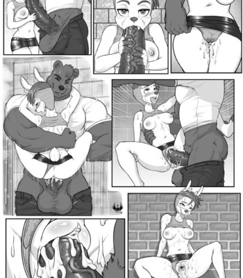 Day To Day With Daddy comic porn sex 002
