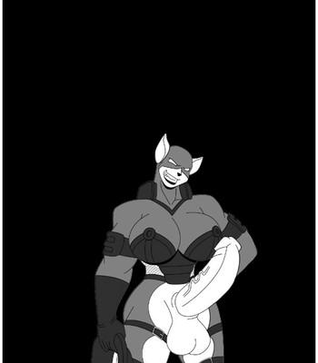 Porn Comics - The Dick Knight Rises Sex Comic