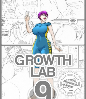 Porn Comics - Growth Lab 9 (Remastered)