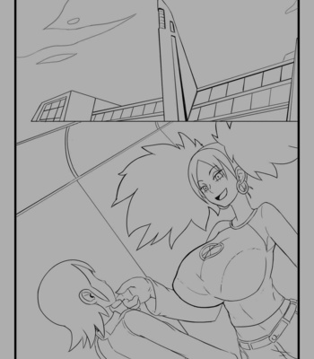 Megaman Battle Network – Mayl VS Ms Madd comic porn thumbnail 001