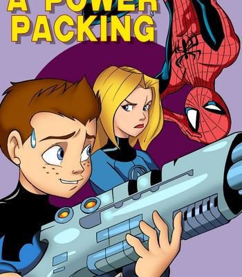 Porn Comics - A Power Packing Sex Comic