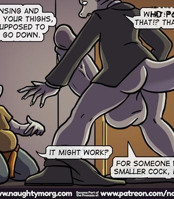 Seph & Dom – Big Distraction comic porn sex 118
