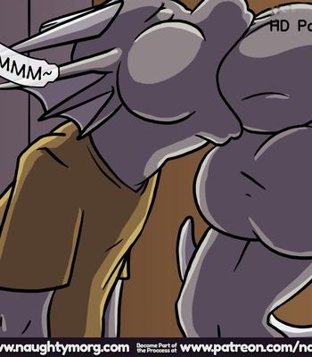 Seph & Dom – Big Distraction comic porn sex 128