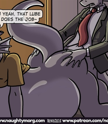 Seph & Dom – Big Distraction comic porn sex 147
