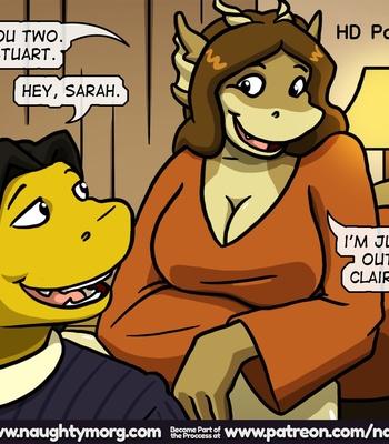 Seph & Dom – Big Distraction comic porn sex 191