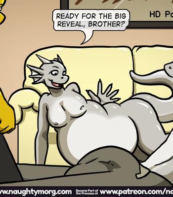 Seph & Dom – Big Distraction comic porn sex 216