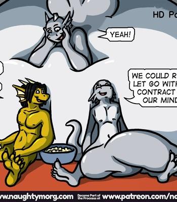 Seph & Dom – Big Distraction comic porn sex 274