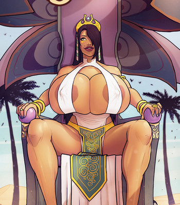 Porn Comics - Tales Of Farah – In The Shadow Of Anubis