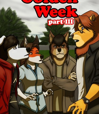 Porn Comics - The Golden Week 3 Sex Comic