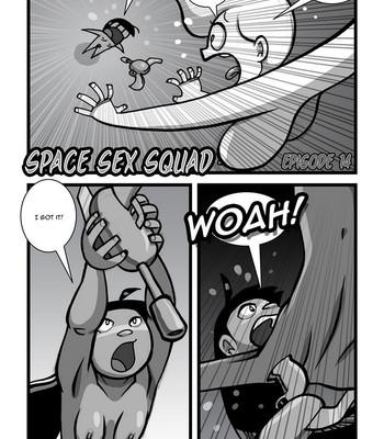 Porn Comics - Space Sex Squad 14