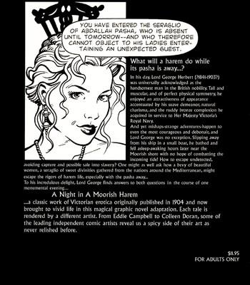 A Night In comic porn sex 003