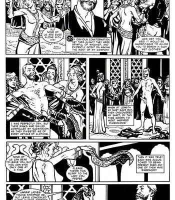 A Night In comic porn sex 011