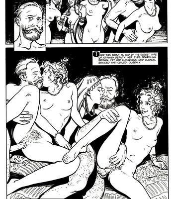 A Night In comic porn sex 013